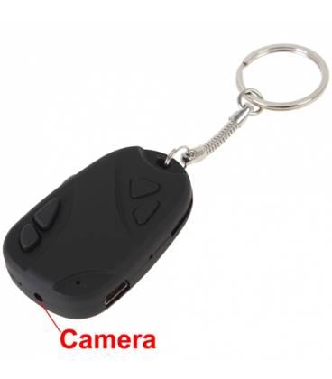 Cle de Voiture Camera Espion Vue Face