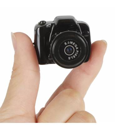 Mini camera HD Vue Zoom