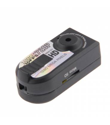 Mini Caméra HD Rectangulaire Vue Dessus