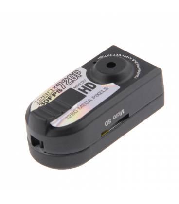 Mini Caméra HD Rectangulaire Vue Zoom
