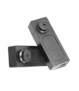 Bouton Caméra Espion Vue Zoom