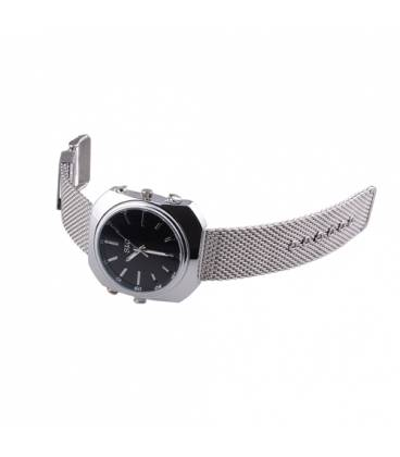 Montre Camera Espion Full HD 4GB Activation Vocale Vue Dessus