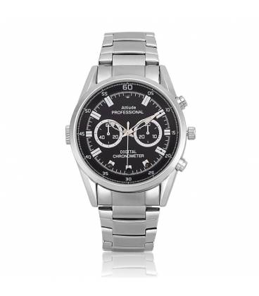 Montre Camera Espion Full HD 8GB Elegante Vision Nocturne Vue Face