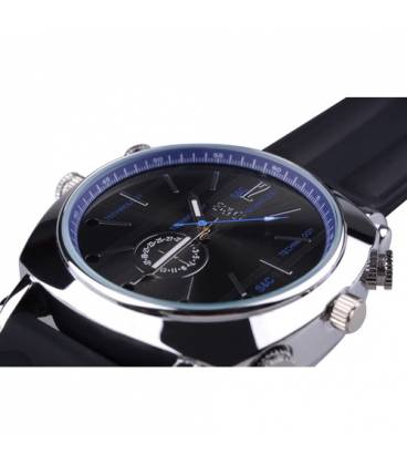 Montre Camera Espion Full HD 8GB Vision Nocturne Vue Zoom