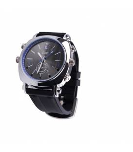 Montre Camera Espion Full HD 8GB Vision Nocturne Vue Face