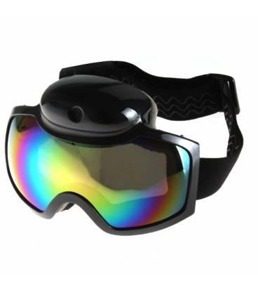 Lunettes de Ski Caméra Grand Angle HD Vue Détaillée