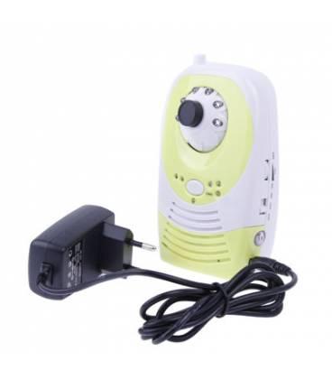 Moniteur Bébé Caméra Espion Ecran LCD 2,4 Pouces Sans Fil Numérique Bidirectionnelle Vision de Nuit Vue Détaillée
