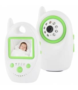 moniteur bebe 2,4 GHz sans fil ecran 2,8 pouces couleur TFT LCD
