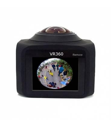 Caméra Espion Sport 8MP 1080p HD Ecran 1,5 Pouces Rotation 360 Degrés Vue Face