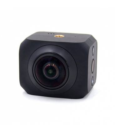 Caméra Espion Sport 8MP 1080p HD Ecran 1,5 Pouces Rotation 360 Degrés Vue Dos
