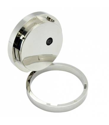 Horloge de table Caméra Espion Vue de Dos