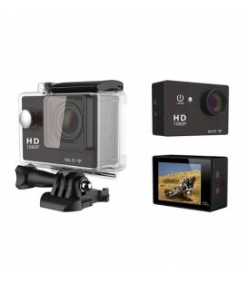 mini camera espion waterproof ecran 2,0 pouces WiFi telecommande Full HD