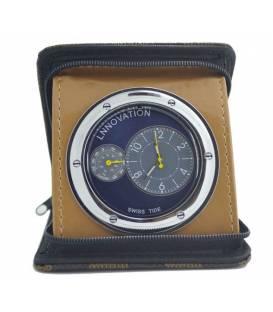 Horloge Caméra Espion zip HD Vue Ouverte