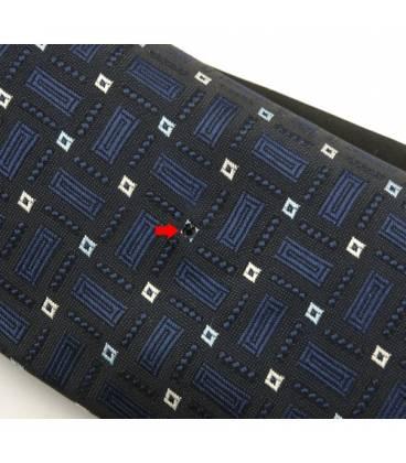 Cravate Caméra Espion Bleue 4GB Vue Zoom