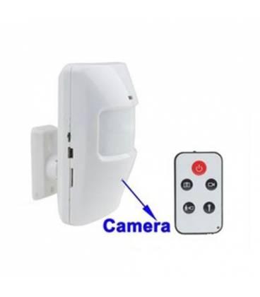 Détecteur de Présence HD Caméra Espion Vue Face