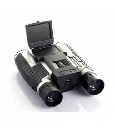 Jumelles grossissement 12x32 camera espion Full HD avec ecran LCD