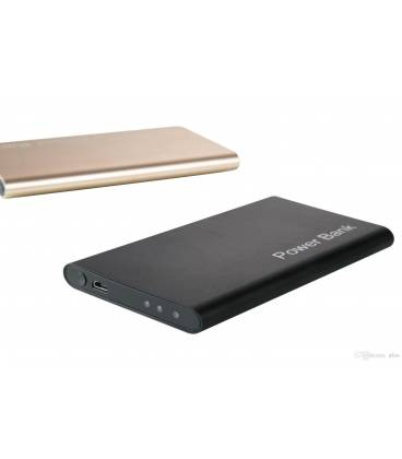 Power bank 5000mAh ultra-fin HD camera espion