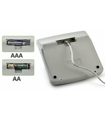 Calculatrice Caméra Espion HD 4GB Vue Dos
