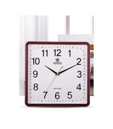 Horloge Caméra Espion Carrée Full HD Wifi Vue Intérieur