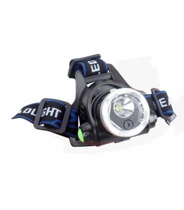 Lampe Frontale Full HD Camera Espion Vue Face