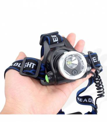 Lampe Frontale Full HD Camera Espion Vue Face
