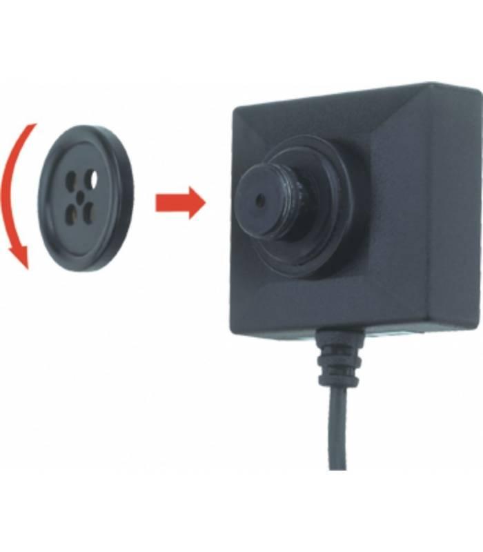 mini bouton cam ra espion full hd avec corde de 2 m tres. Black Bedroom Furniture Sets. Home Design Ideas