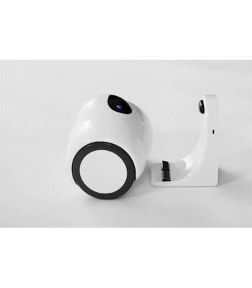 Robot de vidéo surveillance sans fil