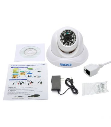 Camera de surveillance wifi HD infrarouge