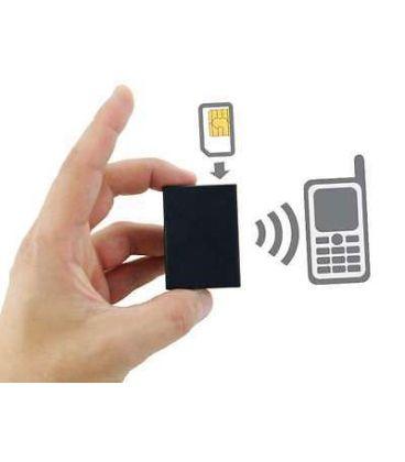 Micro espion detecteur de son et rappel automatique