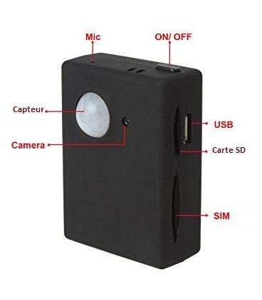 Le plus petit GPS Tracker
