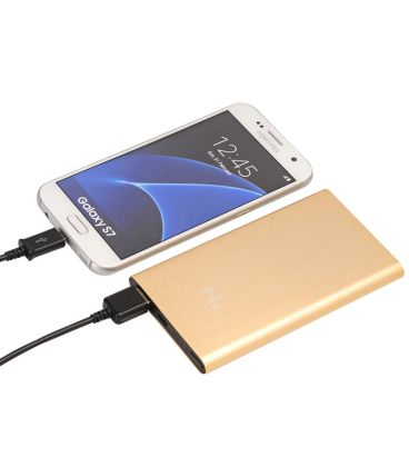 Power bank caméra espion 5000mAh Full HD noir