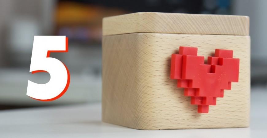 5 gadgets espions à offrir pour la Saint Valentin !